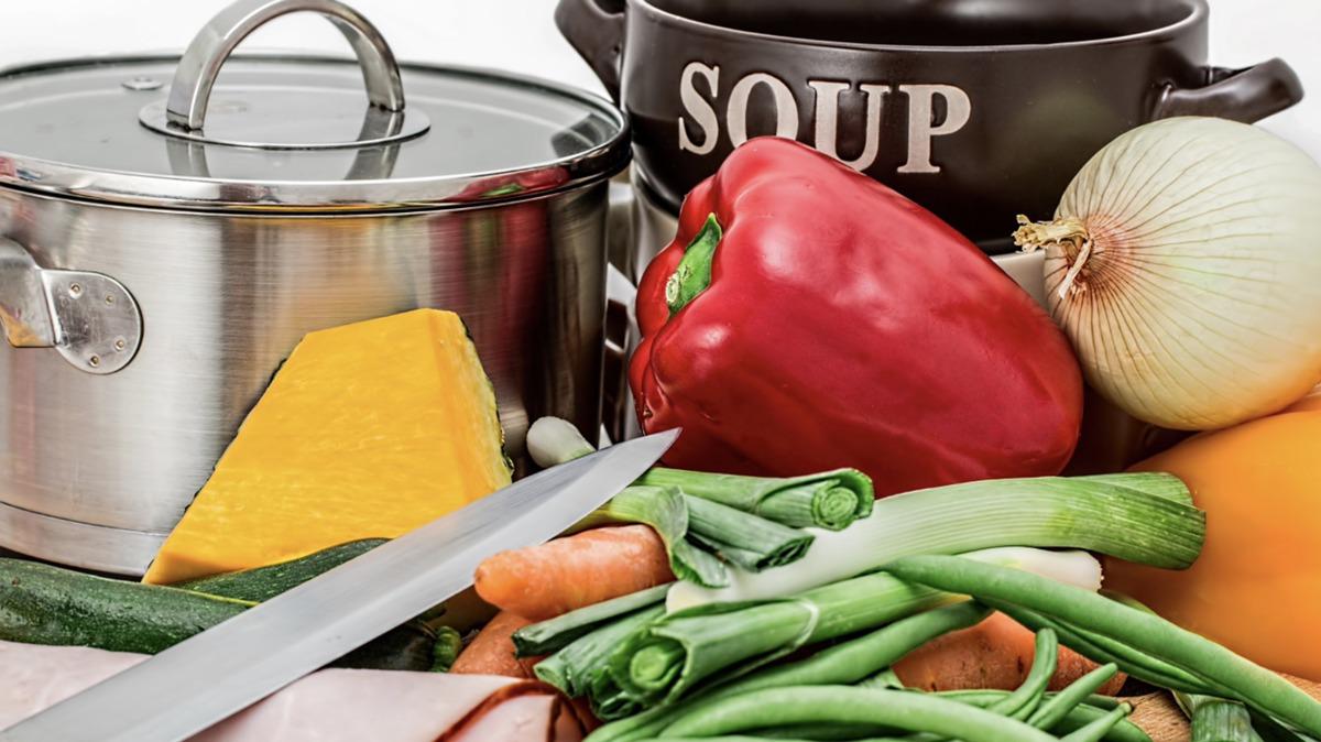 野菜の調理くずで作る「ベジブロス」とは?野菜の出汁で健康生活