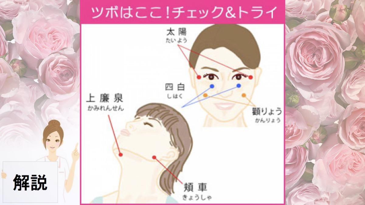 顔がたるんでいる!感じたら顔のツボを刺激するリフトアップ方法