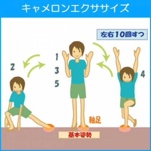 即・脚痩せ方法PART2!キャメロンエクササイズとは?